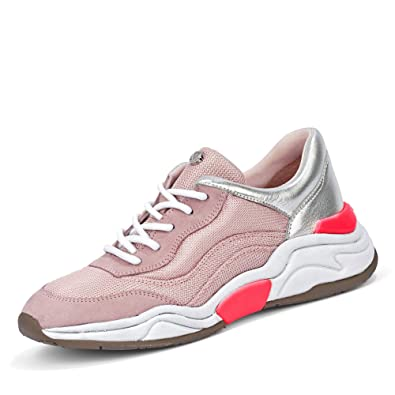 Marc Cain LB SH 15 L75 214 Damen Sneaker Veloursleder