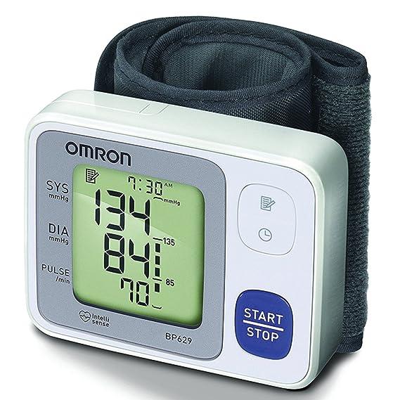 Omron Healthcare BP629 - Tensiómetro (AAA, 1.5 V, LCD, 70 mm, 41 mm, 71 mm): Amazon.es: Salud y cuidado personal
