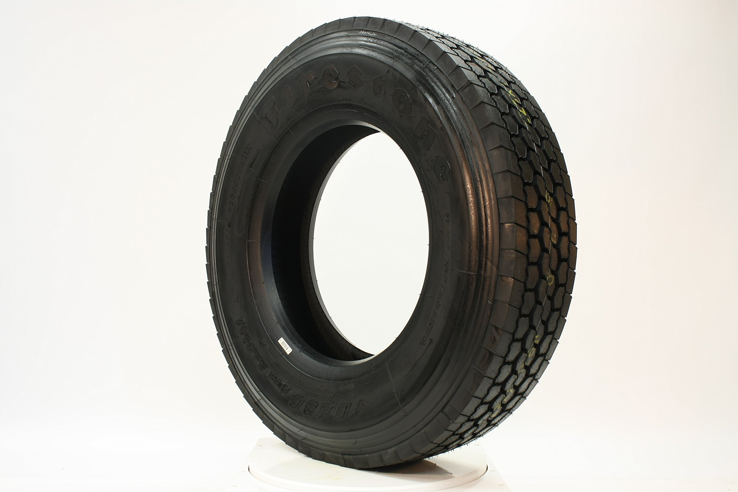 Firestone FD690 Plus Commercial Truck Tire - 245/70R19.5 00