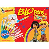 Malinos 300964 - Blopens Magic, 10 + 1 Pustestifte Set