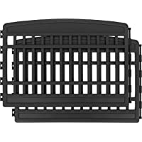 IRIS USA 24'' 2 Panel Exercise Pet Playpen Add-On, Black CI-600E