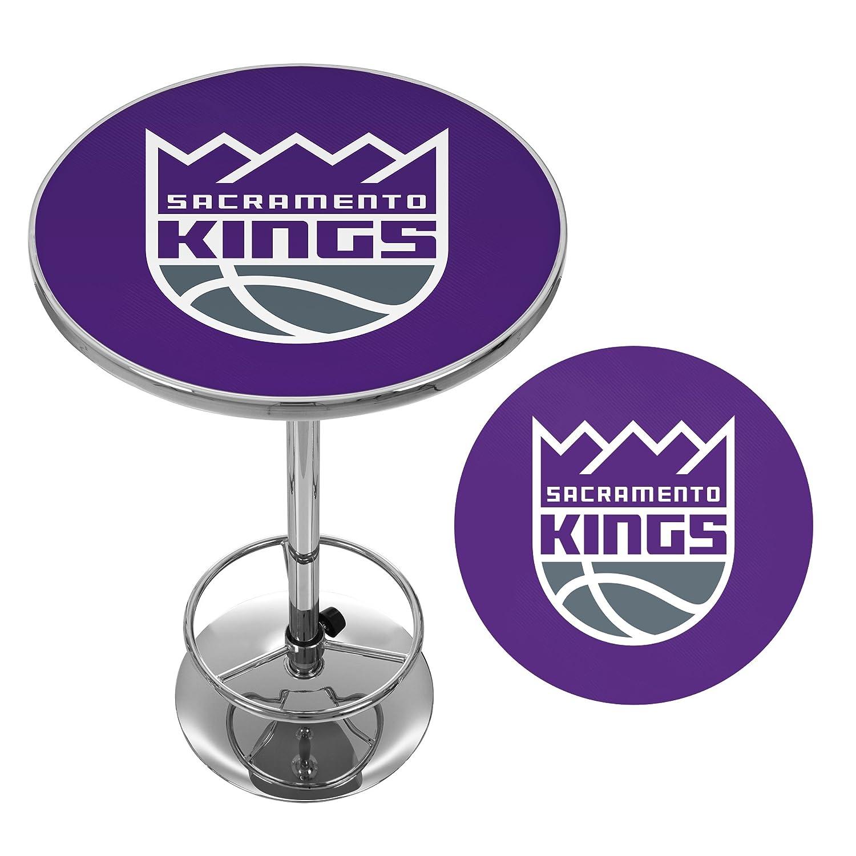 NBA Sacramento Kings Chrome Pub Table TRADEMARK GAMES NBA2000-SK