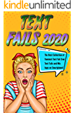 TEXT FAILS 2020: The Best Collection of Funniest Text Fail Ever - Text Fails and Mishaps on Smartphone!