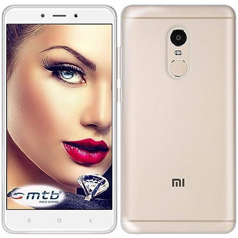 mtb More Energy® Funda para Xiaomi Redmi Note 4X/Note 4 Global (5.5