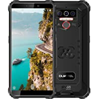 OUKITEL WP5 (2020) Rugged Cell Phones Unlocked Android 10 Smartphone 8000mAh Battery Triple Camera 4 LED Flashlights 4GB…