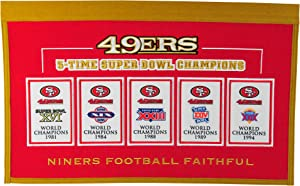 Winning Streak NFL Rafter Raiser Banner