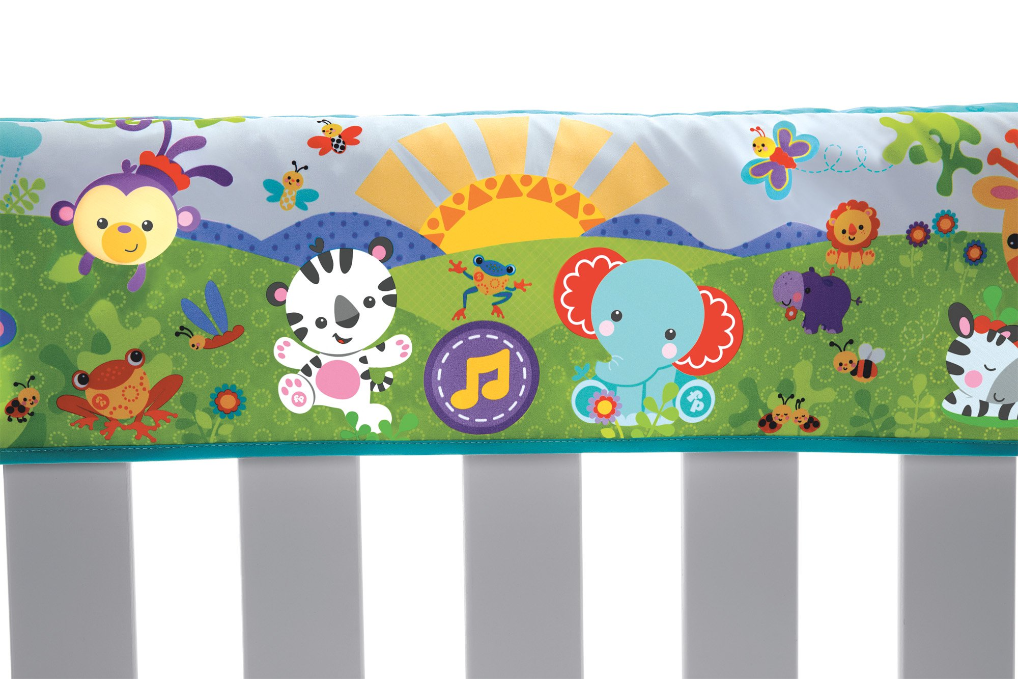 Fisher-Price Twinkling Lights Crib Rail Soother by Fisher-Price (Image #8)