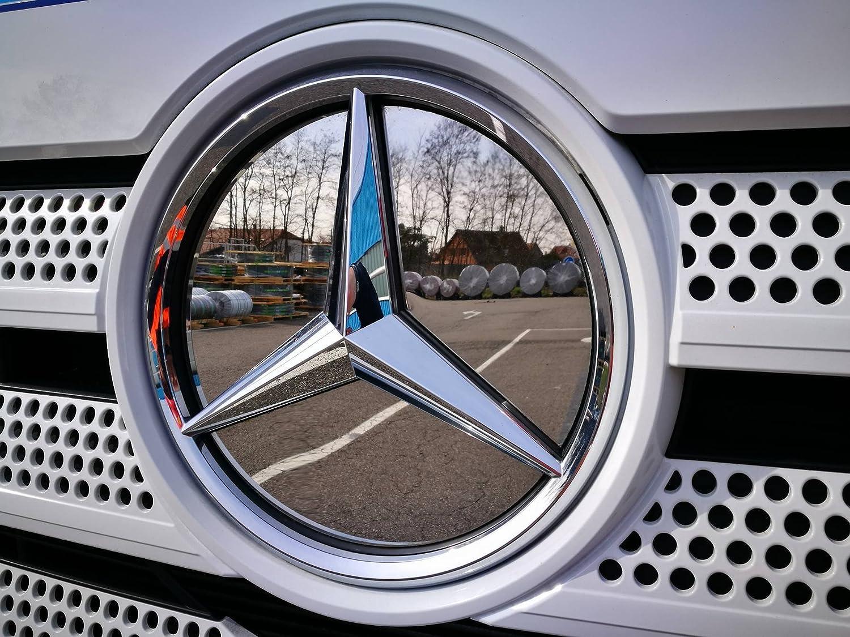 Étoile de décoration pour Mercedes Benz Actros MP4.