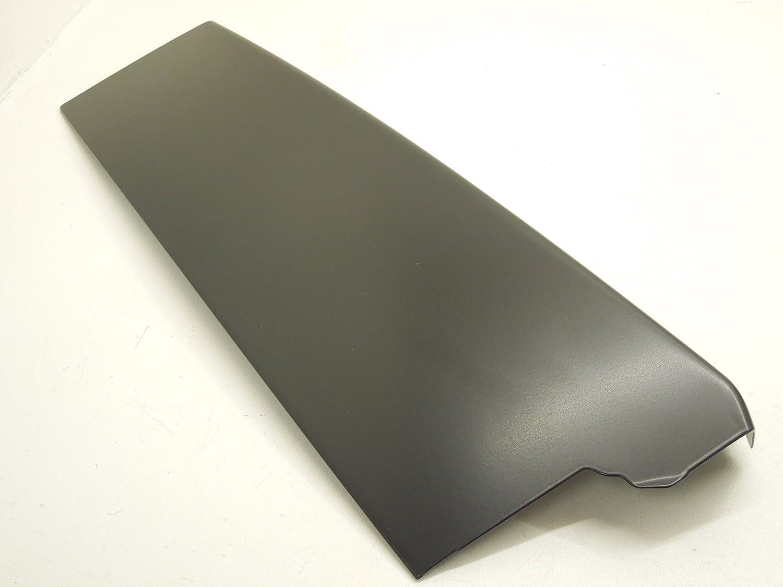 Embellecedor del Pilar Exterior Izquierdo para Audi A3 8P, 3 Puertas, Color Negro.: Amazon.es: Coche y moto