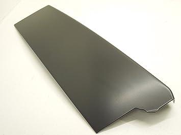 Embellecedor del Pilar Exterior Izquierdo para Audi A3 8P, 3 Puertas, Color Negro.