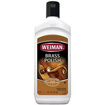Weiman Brass Polish and Cleaner