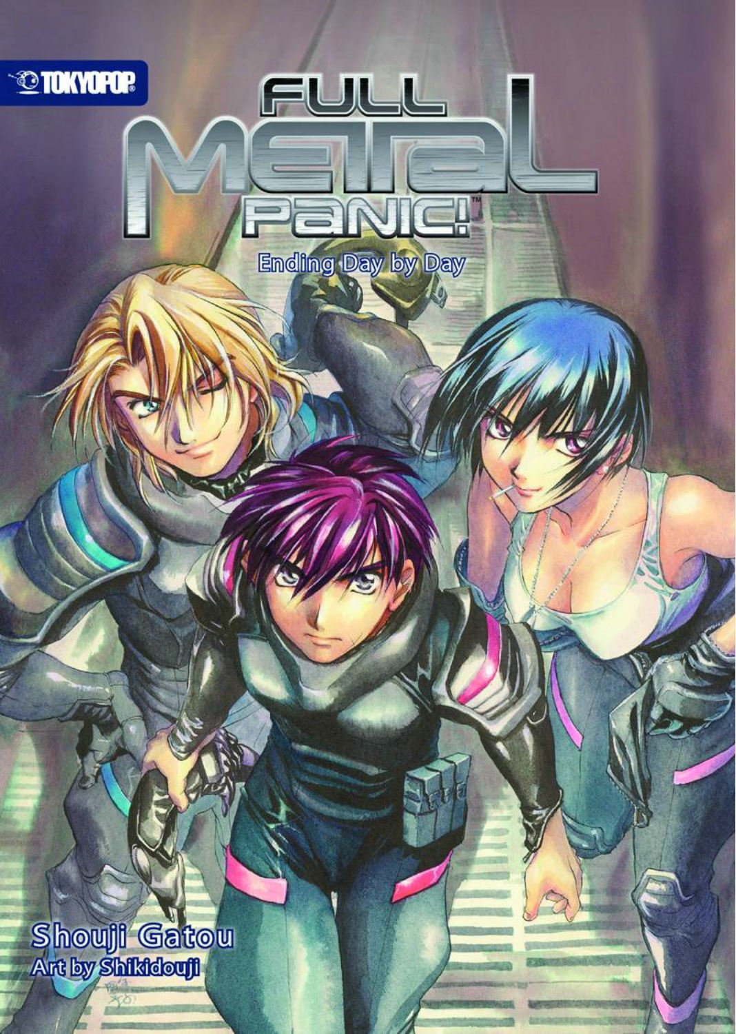 Full Metal Panic! (novel) Volume 4: Ending Day by Day -- Part 1 7 Conclusion pdf epub