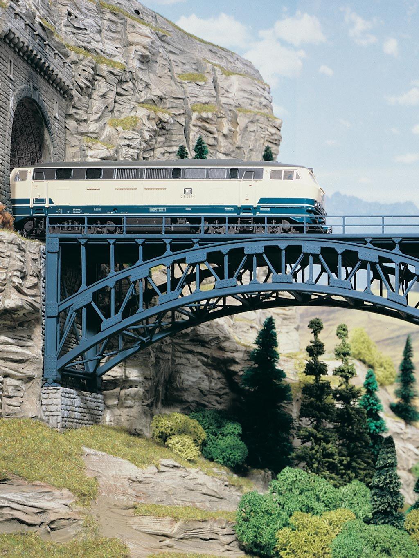 V2548 Arched bridge Mrkln 40mm