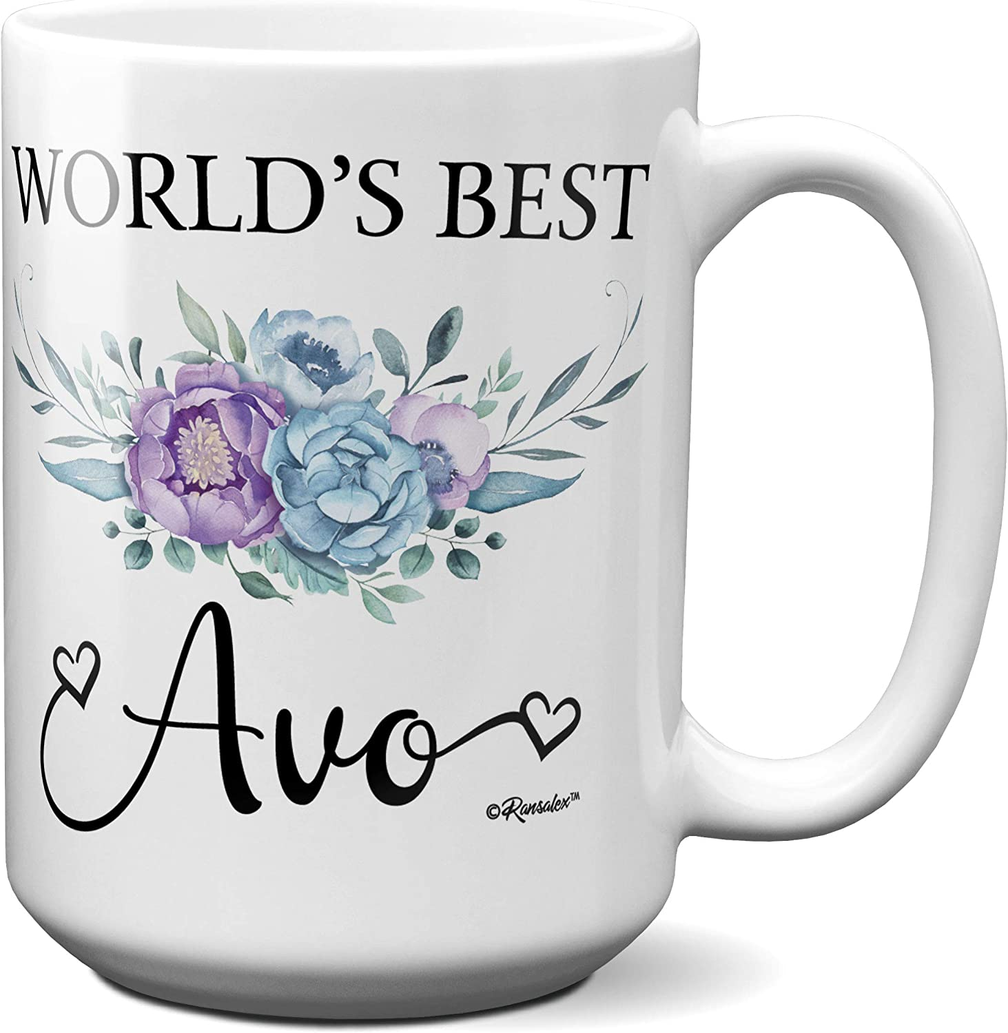 Mum Mom Your The Best Mothers Day Floral Novelty Ceramic Cup Gift Tea Coffee Mug