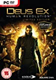 Deus Ex: Human Revolution - Limited Edition (PC DVD)