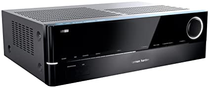 Harman/Kardon AVR 151S Receptor de audio/vídeo por Red de 5.1 canales y