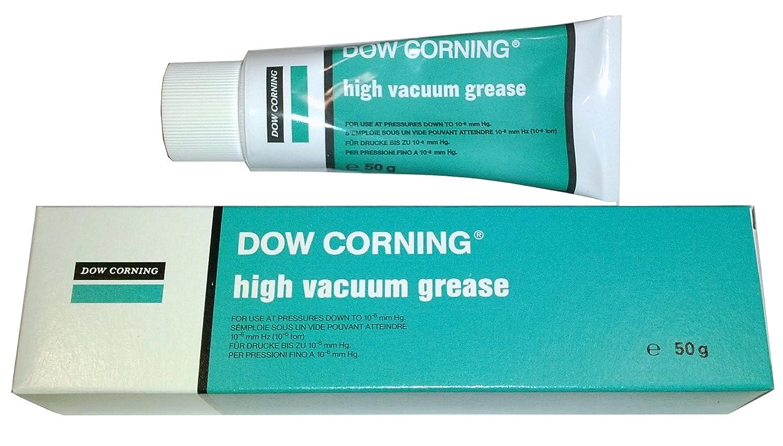 Dow Corning High vacuum grease - (50 gram tube) vacuum degassing. lubricating grease