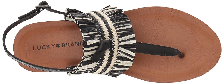 Lucky Brand Womens Akerlei Flat Sandal