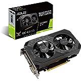 Asus TUF Gaming GeForce GTX 1650 OC Edition - Tarjeta gráfica (4 GB)