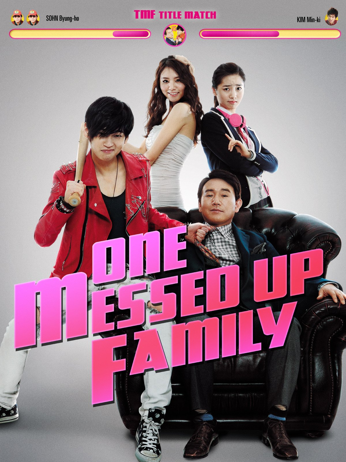 Amazon com: Watch One Messed Up Family (English Subtitled