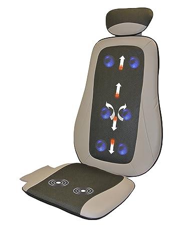 Amazon.com: carepeutic op-comfort cojín de masaje Shiatsu y ...