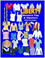 Liberty Western Tops and Hipsters ( English Book )