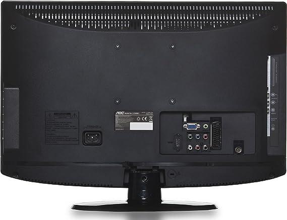 AOC L19WB81- Televisión HD, Pantalla LCD 19 pulgadas: Amazon.es: Electrónica