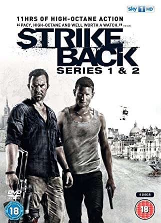 Amazon Strike Back Series 1 2 Chris Ryans Strike Back