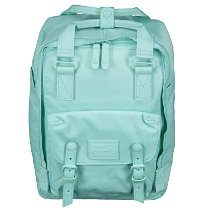 Doughnut Women's Macaroon Backpack (One Size, Pastel Series Aquamarine)