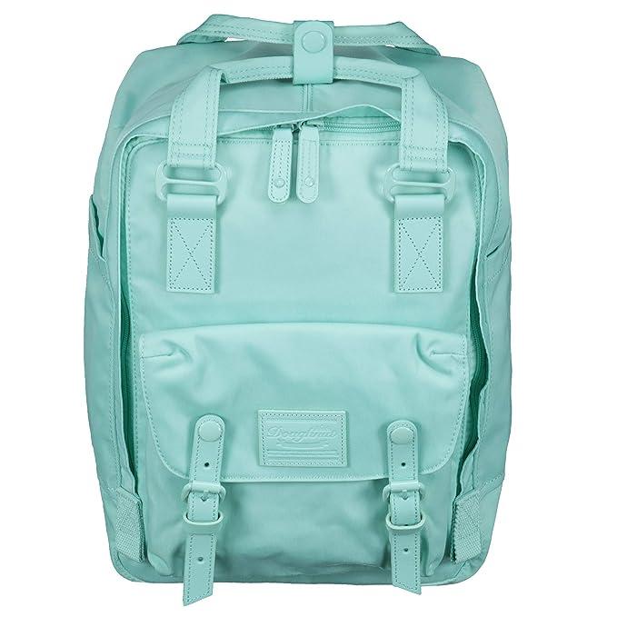 Doughnut Women's Macaroon Backpack (One Size, Pastel Series Aquamarine)
