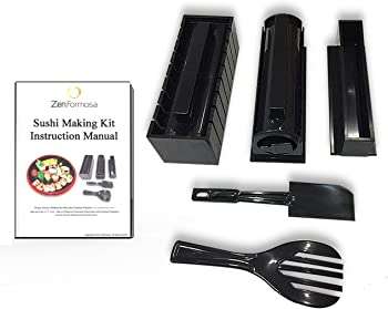 ZEN FORMOSA 7 Pieces Sushi Making Kit