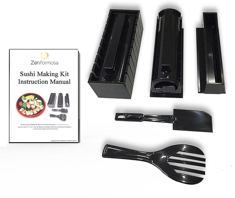 Amazon Zen Formosa Sushi Making Kit Premium Design For