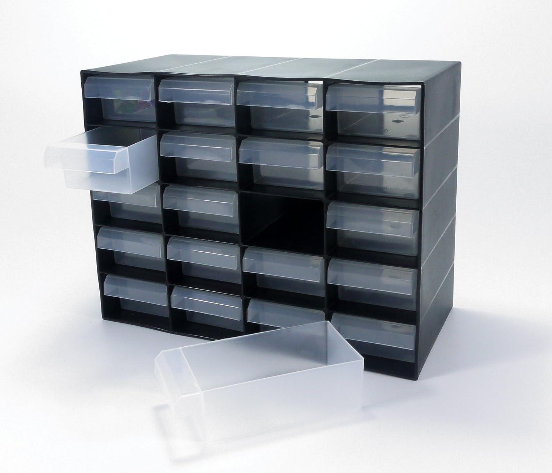 Perfecto para casa, garaje o cobertizo. Mantiene las cosas organizadas y ordenadas. Resistente y duradero, por lo que durará ...