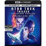 Star Trek Trilogy : The Kelvin Timeline 4K UHD [Blu-ray]