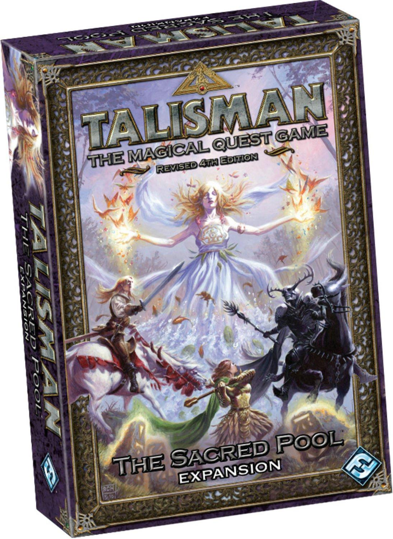 Talisman: The Sacred Pool: Fantasy Flight Games: Amazon.es ...