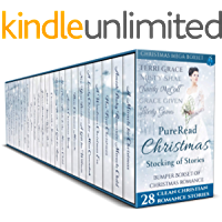 PureRead Christmas Stocking of Stories - Bumper Box Set of Christmas Romance: 28 Clean Christian Romance Stories