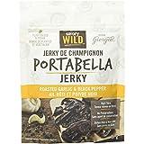 Savory Wild Roasted Garlic & Black Pepper Mushroom Jerky - (57g)