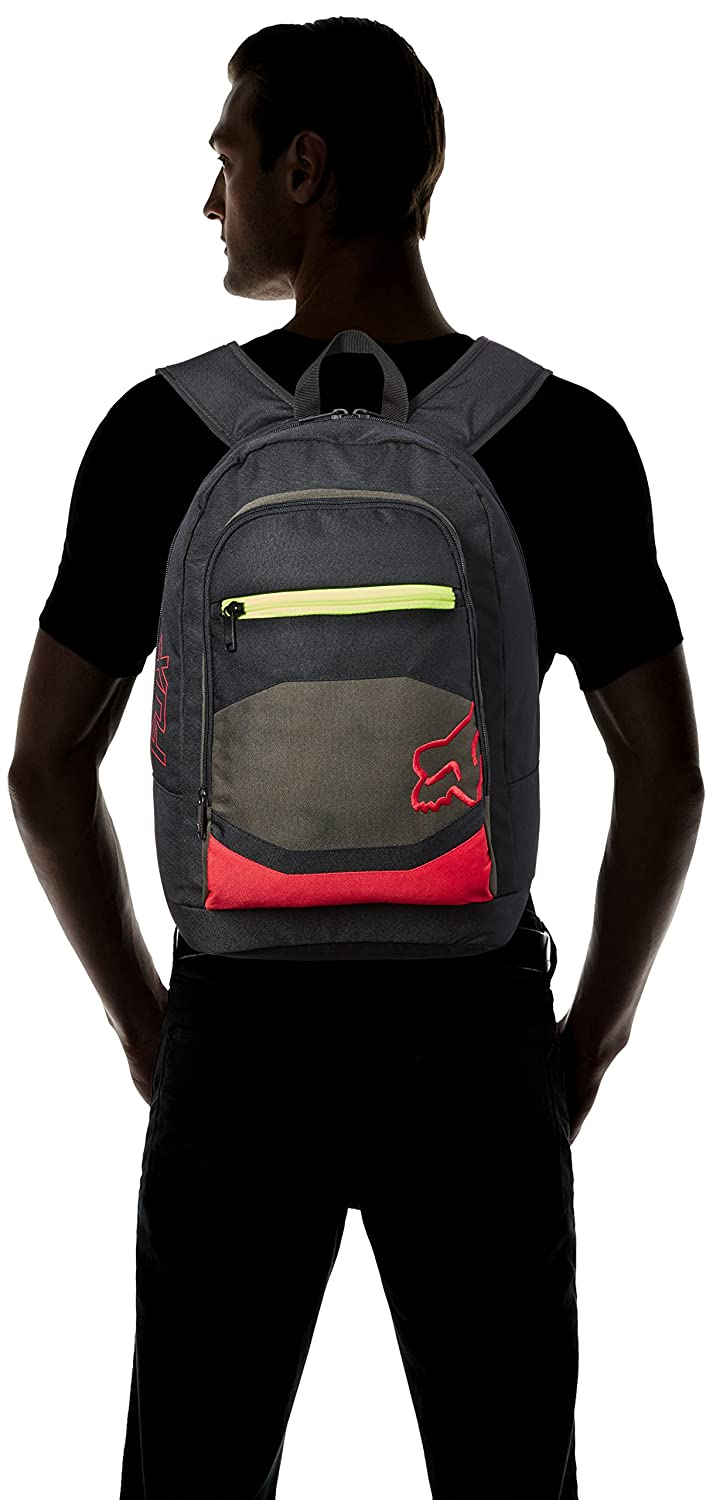 a097f50b01 Zaino Fox Racing: Sierks Kombated Backpack BK: Amazon.it: Abbigliamento