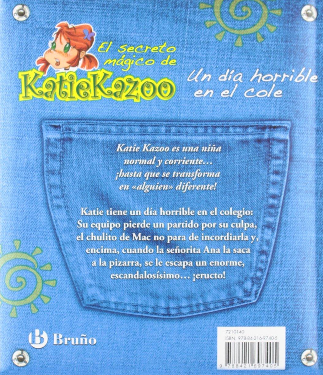 La caja secreta de Katie Kazoo: 1-2 Castellano - A Partir De 8 Años - Personajes - Katie Kazoo: Amazon.es: Nancy Krulik, John y Wendy, Begoña Oro: Libros