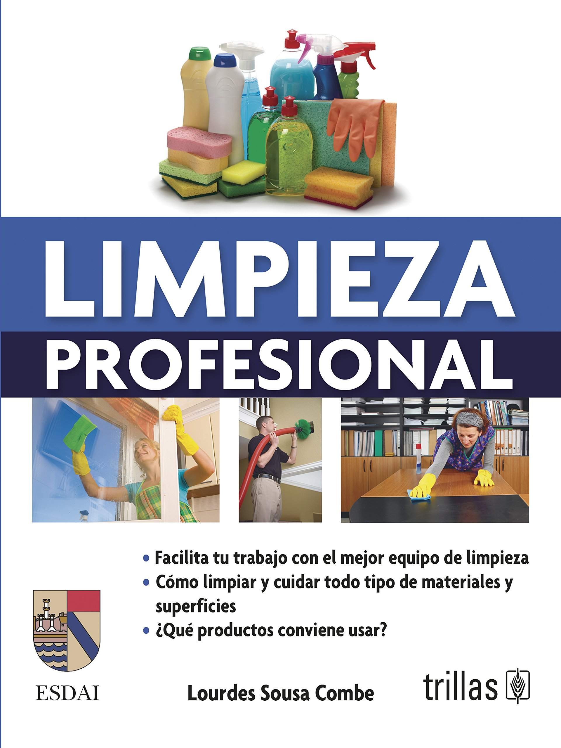 Limpieza profesional / Professional Cleaning (Spanish Edition) PDF