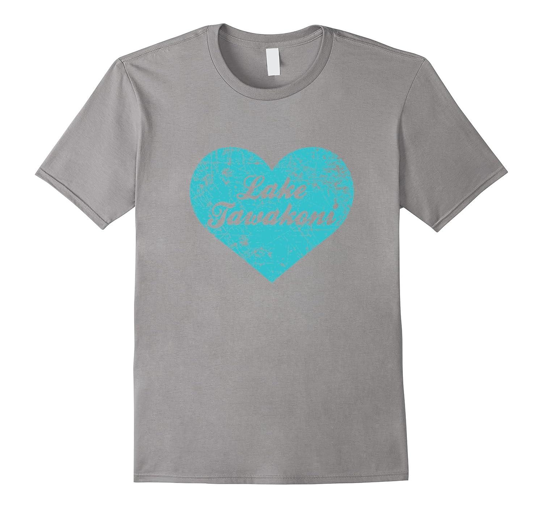 I Love Lake Tawakoni Shirt Texas Camping Gift-Vaci