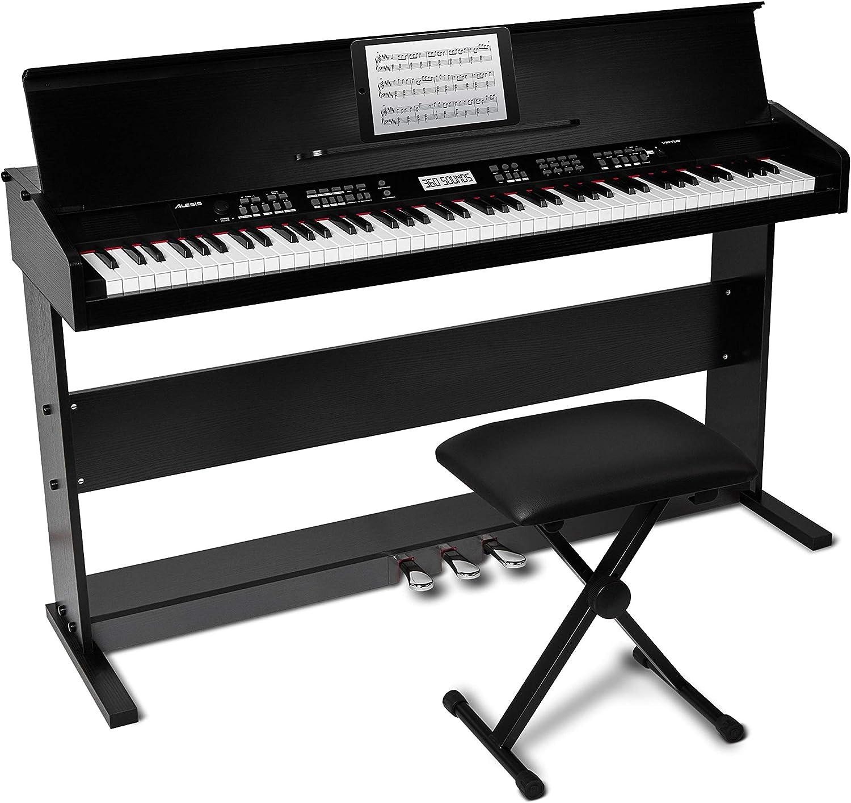 Alesis 電子ピアノ AHP-1B