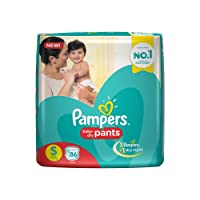 Pampers Small Size Diapers Pants (86 Count)