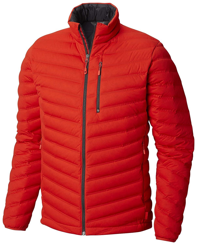Fiery rouge M Mountain Hardwear Doudoune StretchDown veste