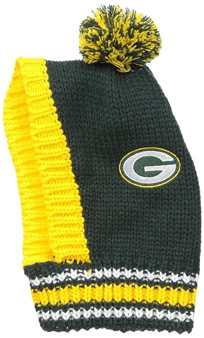 b3d3e47c1 Amazon.com   Littlearth NFL Pet Knit Hat   Sports   Outdoors