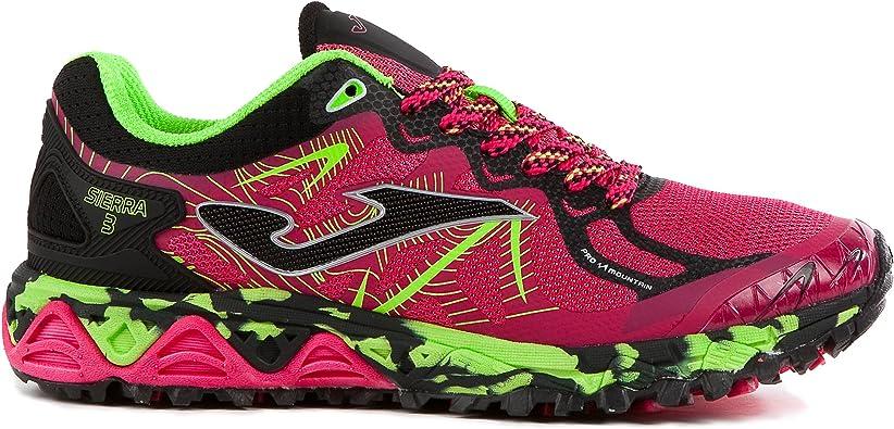 Joma Sierra III 710 Fucsia Mujer (40 EU): Amazon.es: Zapatos y complementos