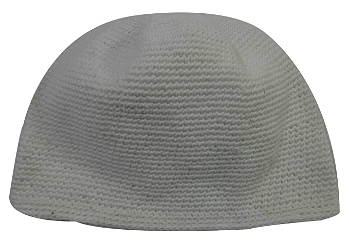 bonballoon Wool Kufi koofi Kofi Hat topi Egyptian Skull Prayer Cap ... bbe254cd9c