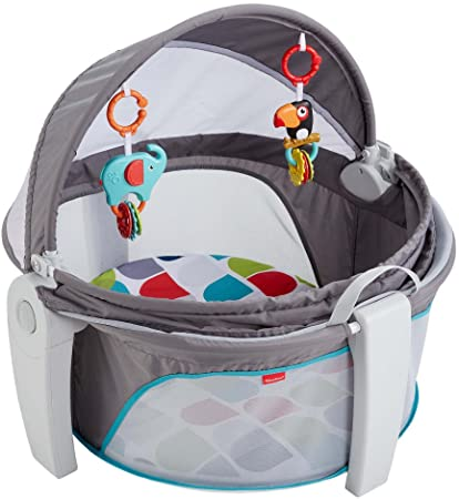 dd06d561b8ad Amazon.com   Fisher-Price On-the-Go Baby Dome