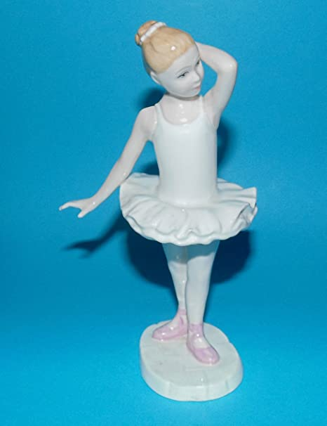 Royal Doulton Figurine Little Ballerina HN 3395: Amazon co