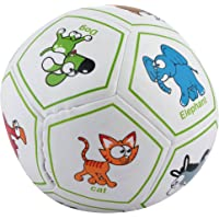 Curtis Toys 5-inch Soft Ball (with Animal Pictures)